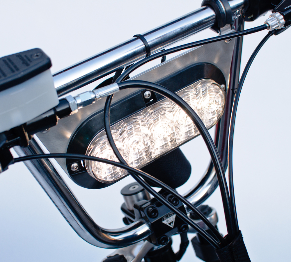 High-Efficiency LED Headlighting
