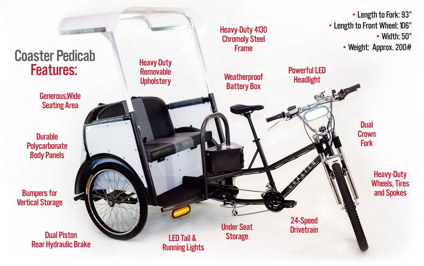 An Even Better Pedicab