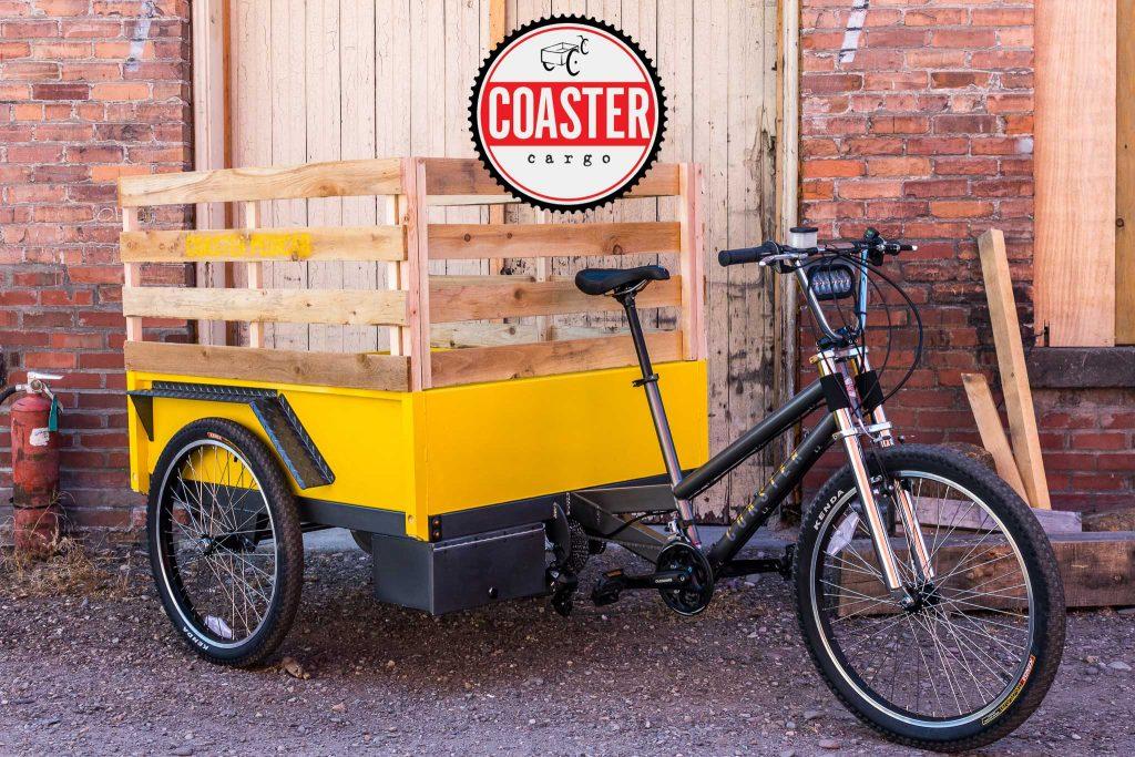 Coaster Cargo