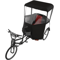 Luxe AW Pedicab