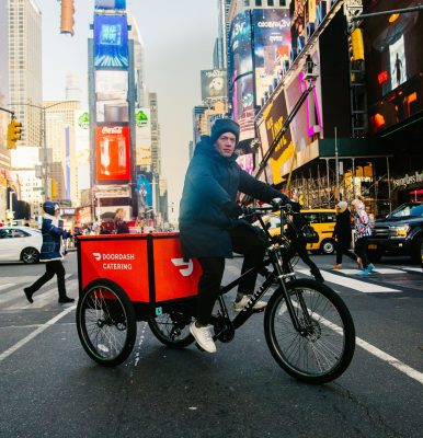 Maximize Last Mile Delivery, Transportation, and Brand Visibility with Coaster Cycles